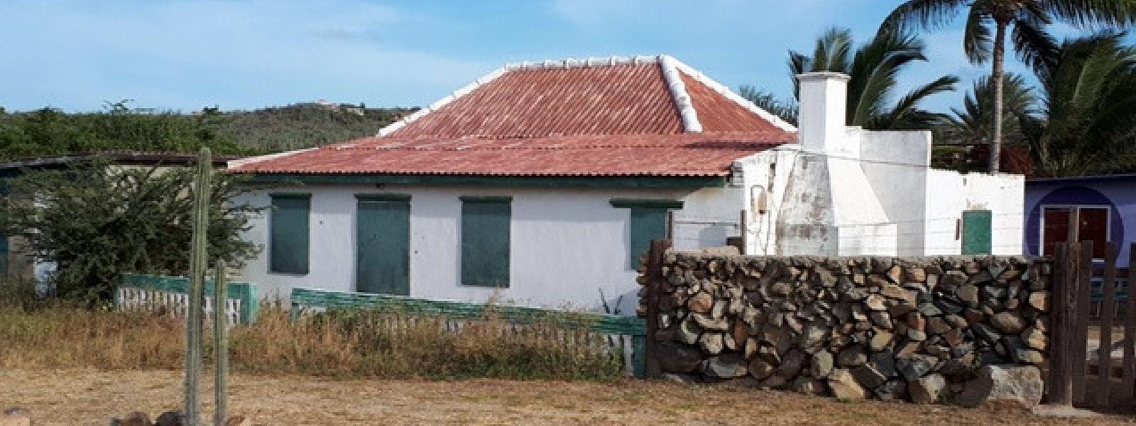 Cunucu huisjes, je ziet ze overal op Aruba!