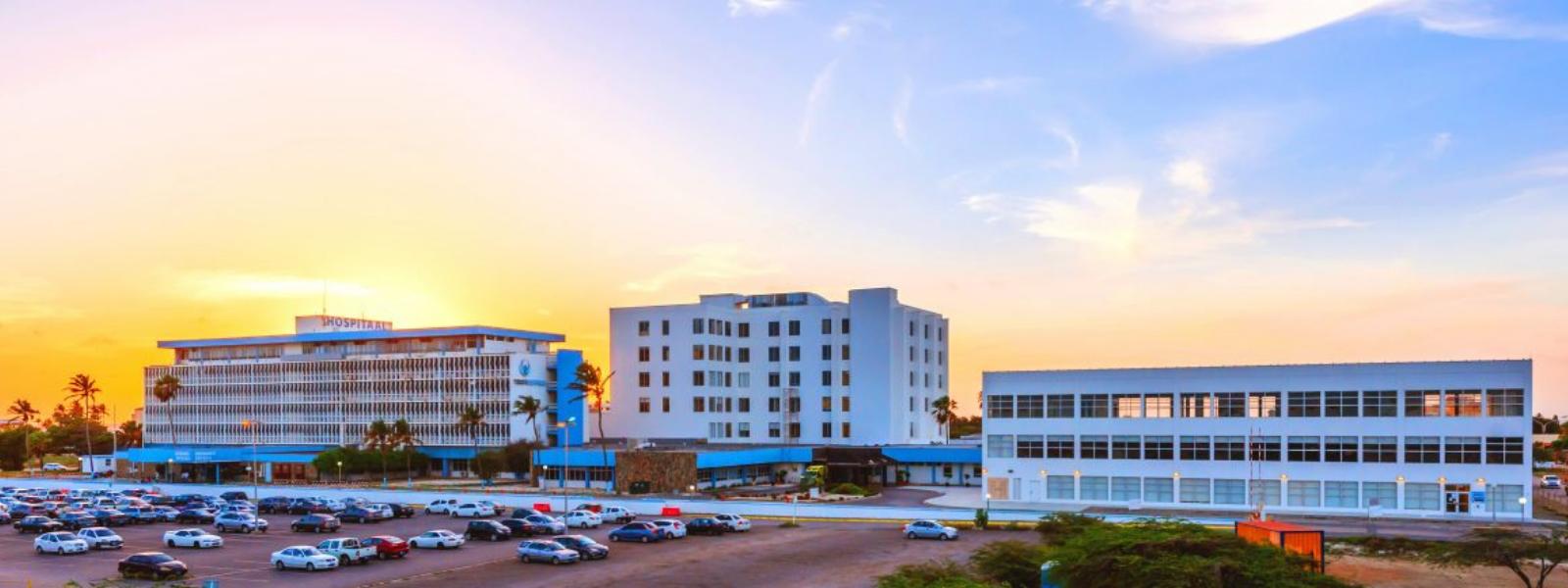 Werken in het Ziekenhuis op Aruba tijdens Corona; wat een ervaringen!